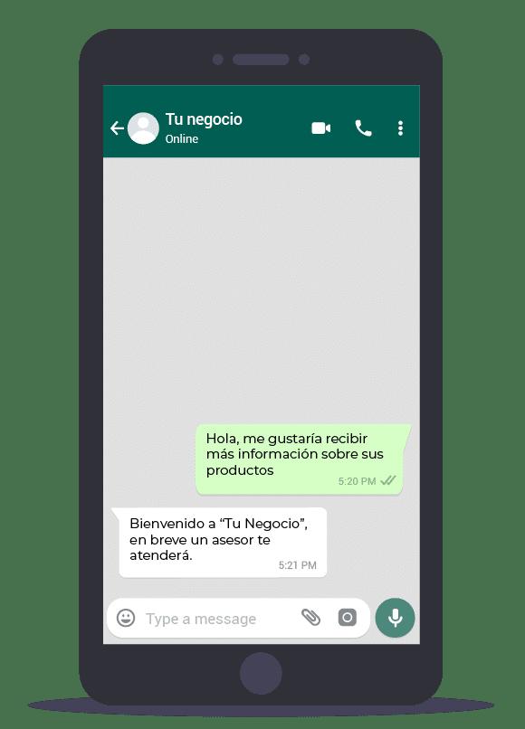 Generador de enlaces de WhatsApp